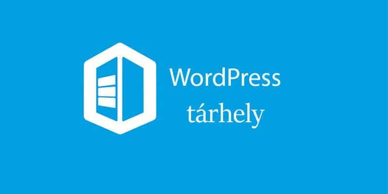 wordpress-tarhely