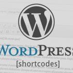 Egyéni shortcode létrehozása