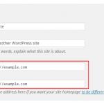 Domain csere módjai WordPress oldal esetén